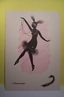 CHARLESTON  N°80 - J. BRACONNIER Illustrateur - Danse