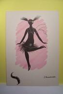 CHARLESTON  N°82 - J. BRACONNIER Illustrateur - Danse