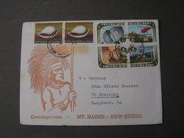 Papua Cv. 1973 - Papouasie-Nouvelle-Guinée