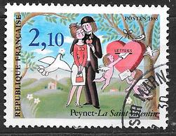 FRANCE 2354 La Saint Valentin Les Amoureux De Peynet - France