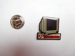 Beau Pin's , Marque Thomson , Téléviseur , TV - Marcas Registradas