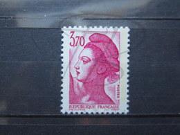 VEND BEAU TIMBRE DE FRANCE N° 2486a , XX !!! - 1982-90 Liberté De Gandon