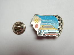 Beau Pin's , Auto , Rallye , Finale Rallyes Régionaux Lorraine Alsace 1991 - Rally
