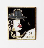 Pin's  Or Center - C017 - Pin-ups