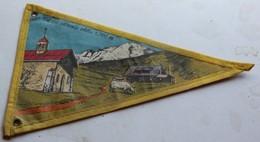Fanion Col Des Aravis Haute Savoie - Ecussons Tissu