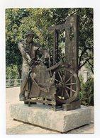Pinzolo (Trento)  - Monumento Al Moleta - Non Viaggiata - (FDC15680) - Trento