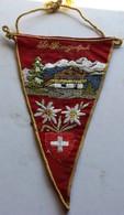 Fanion ST GINGOLPH Haute Savoie Auvergne - Scudetti In Tela