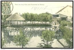MABLY   (42)   -   LE PARC DU COQ D OR EN 1907 - Bb-731 - France