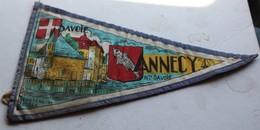 Fanion Annecy Haute Savoie - Ecussons Tissu