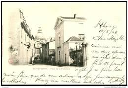 (42) MONTBRISON   - LA PREFECTURE - DOS INDIVISE 1903 - Bb-734 - Montbrison
