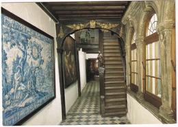 Antwerpen: Trapzaal Met Tegeltableau - Museum Brouwershuis - (B.) - Antwerpen