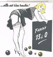 Illustrateur Louis Carriere Carte Double 180x108 Pin Up N° Fol IV   Lc33 - Carrière, Louis
