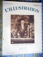 L ILLUSTRATION 20/06/1931 DOUMER GOURDON ARISTIDE BRIAND JERUSALEM HUSSEIN MAROC AGADIR JOFFRE VAR NOIRMOUTIER ST PHILIB - Journaux - Quotidiens
