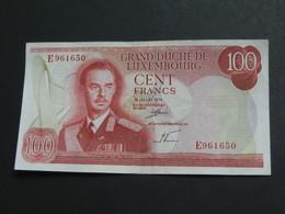 100 Francs GRAND DUCHE DE LUXEMBOURG 1970  **** EN  ACHAT IMMEDIAT  **** - Luxemburgo