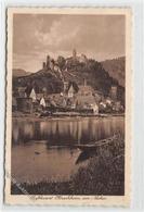 39104070 - Hirschorn. Partie Am Neckar Teilansicht Gelaufen. Gute Erhaltung. - Germany