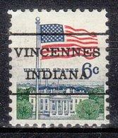 USA Precancel Vorausentwertung Preo, Locals Indiana, Vincennes L-7 TS - Etats-Unis