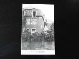 NANTES   PITTORESQUE ET CURIEUX    ANCIEN HOTEL RUE DE STRASBOURG - Nantes