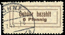 1945, Deutsche Lokalausgabe Lohne, 1 T I, Gest. - Deutschland