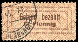 1945, Deutsche Lokalausgabe Lohne, 2 T I, Gest. - Deutschland