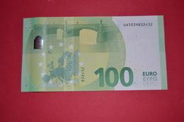 FRANCE 100 EURO - U002- Série Europa - UNC NEUF - 100 Euro