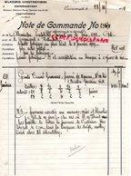 TURQUIE- CONSTANTINOPLE -LETTRE WLADIMIR CONSTANTINIDI -STAMBOUL MAHMOUD PACHA-1928 GANTERIE MEGISSERIE - Other