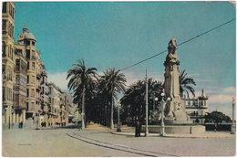 Gf. ALICANTE. Plaza De Los Martires. 6502 - Alicante