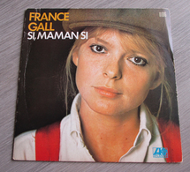 France Gall – Si, Maman Si - Vinyles