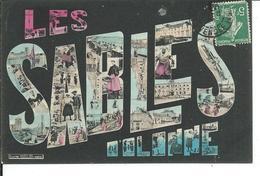 Les Sables D'Olonne-multivues Colorées - Sables D'Olonne