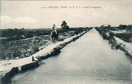 Soudan,Cpa Diré,C.C.C.N.,Canal D'irrigation - Sudan