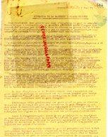 TURQUIE LETTRE SITUATION GANTERIE A CONSTANTINOPLE  A VERGNIAUD RATINAUD SAINT JUNIEN GANTERIE-1929 - Factures & Documents Commerciaux