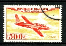 PA  32 - 500F  Fouga Magister - Oblitéré - Très Beau - 1927-1959 Oblitérés