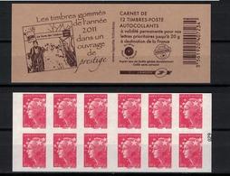 FRANCE  CARNET     N° YVERT  :     CARNET  590  C 3       NEUF - Standaardgebruik