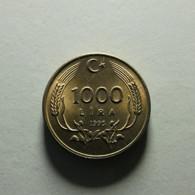 Turkey 1000 Lira 1995 - Türkei