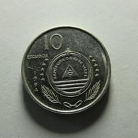 Cape Verde 10 Escudos 1994 - Cape Verde
