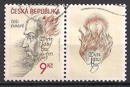 Tschechien  (2002)  Mi.Nr.  328  Gest. / Used  (4ba02) - Tschechische Republik