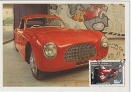 Italie Carte Maximum 2003 Automobile Cistalia 2665 - Maximum Cards