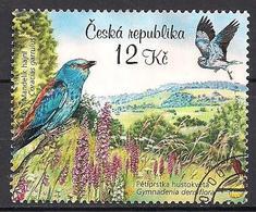 Tschechien  (2007)  Mi.Nr.  528  Gest. / Used  (4ba03) - Tschechische Republik