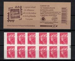 FRANCE  CARNET     N° YVERT  :     CARNET  590  C 4       NEUF - Standaardgebruik