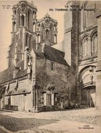 LA REVUE DU TOURING CLUB DE FRANCE N° 497 1936 LAON CHARTRES MONT VENTOUX MALAUCENE SOLIGNAC ST YRIEIX CHALUS JUNIEN - Livres, BD, Revues