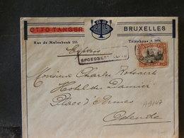 A9147  LETTRE   BELGE  EXPRESS POUR OOSTENDE - Belgique