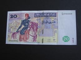 20 Dinars 1992 - Banque Centrale De Tunisie   **** EN ACHAT IMMEDIAT **** - Tunisie