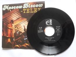 Telex  -  1979.  Durium DE 3102 - Moscow Discow - Hard Rock & Metal