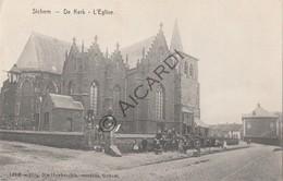 Postkaart/Carte Postale Zichem Kerk  (C435) - Scherpenheuvel-Zichem