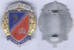 Insigne Du Centre D'Entrainemnt Et De Perfectionnement Des Réserves N° 36 - Indre - Esercito