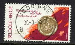 Belgique COB 1990 ° Jodoigne - Belgique