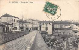 TARN  81  ARTHEZ  ENTREE DU VILLAGE - France