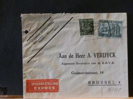 A9168  LETTREEXPRESS NINOVE 1949 - Belgien
