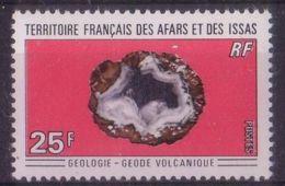 Afars And Issas, 1971, Geologie, Geology, MNH, Michel 51 - Afars Et Issas (1967-1977)