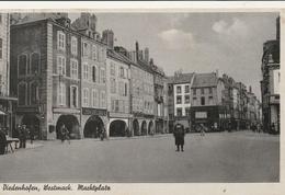 DIEDENHOFEN - Westmark, Marktplatz - Thionville