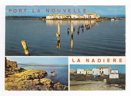 11 Port La Nouvelle N°14912 Etang De Sigean Ile De La Nadière En 1985 - Port La Nouvelle